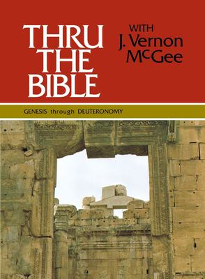 Cover image for Thru the Bible with J. Vernon McGee