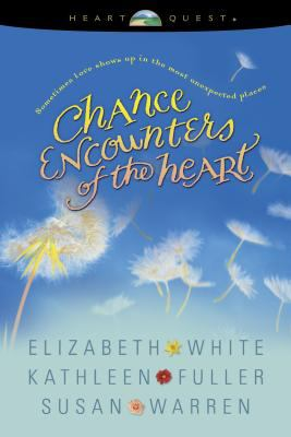 Cover image for Chance encounters of the heart