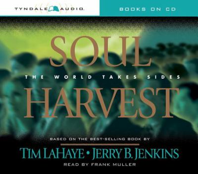 Cover image for Soul harvest [the world takes sides]