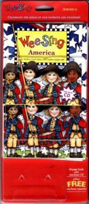 Cover image for Wee sing America