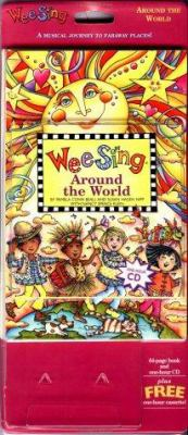 Cover image for Wee sing around the world