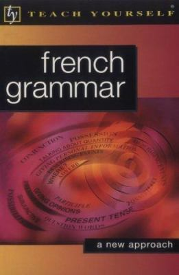 Cover image for French grammar