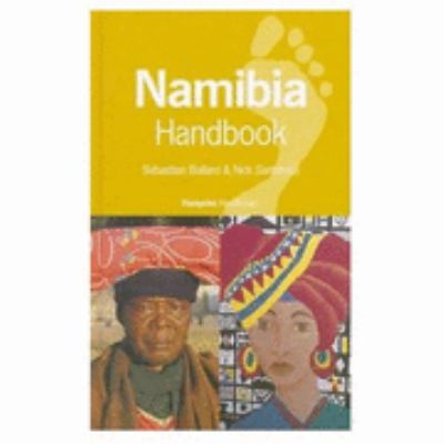 Cover image for Namibia handbook