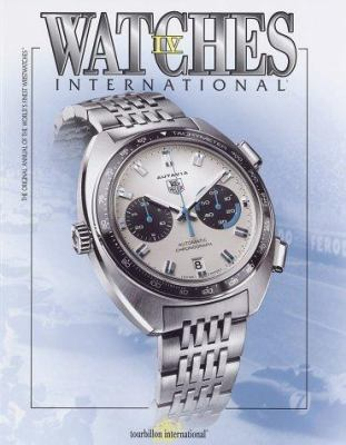 Cover image for Watches international 2003 : the original annual of the world's finest wristwatches.