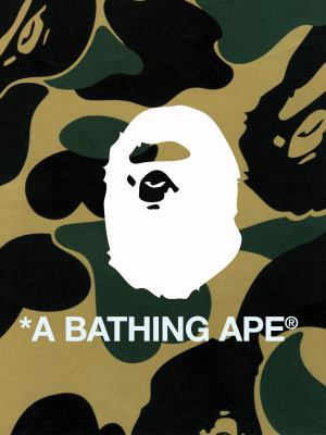 Cover image for Ape shall never kill ape, a bathing ape since 1993