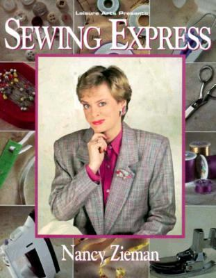Cover image for Sewing express
