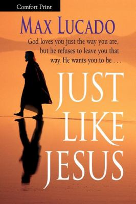 Cover image for Just like Jesus
