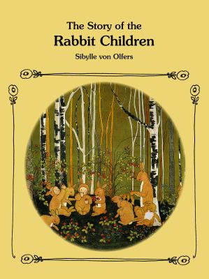 Cover image for The story of the rabbit children