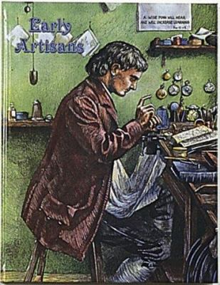 Cover image for Early artisans