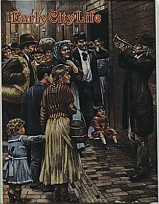 Cover image for Early city life