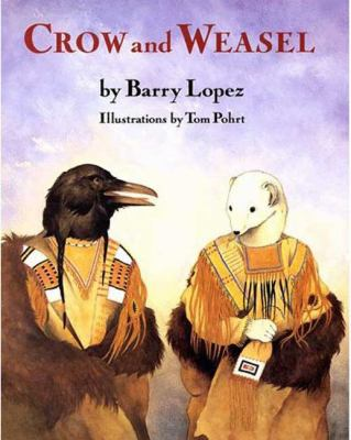 Cover image for Crow and Weasel