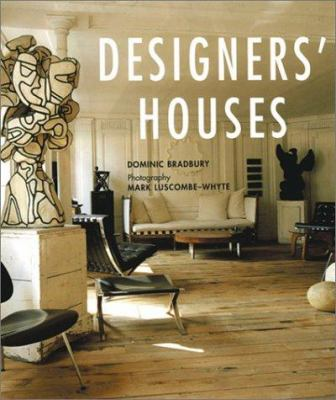 Cover image for Designers' houses
