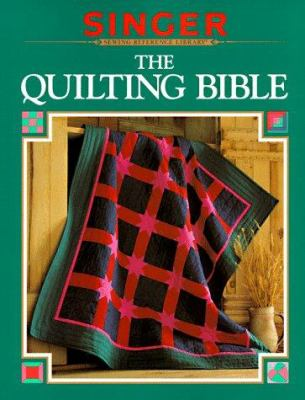 Cover image for The quilting bible.