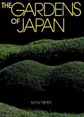Cover image for The gardens of Japan