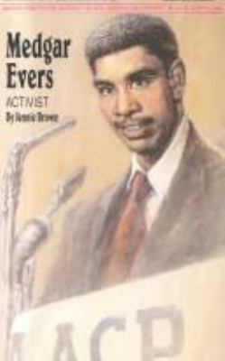Cover image for Medgar Evers