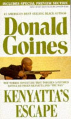 Cover image for Kenyatta's escape