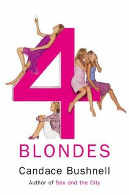 Cover image for Four blondes