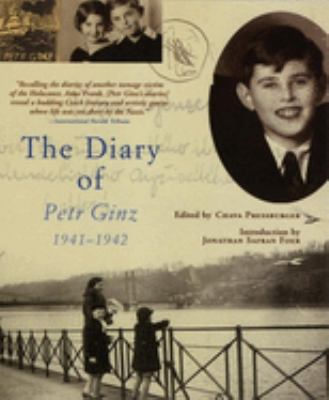 Cover image for The diary of Petr Ginz, 1941-1942