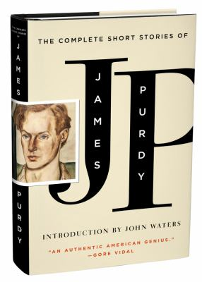 Cover image for The complete short stories of James Purdy