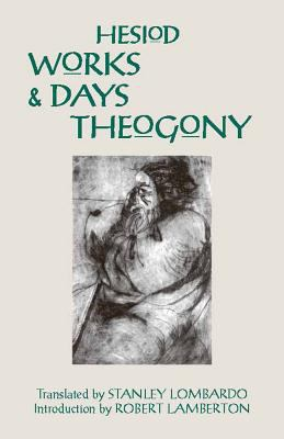 Cover image for Works and days ; and Theogony
