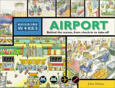 Cover image for Airport