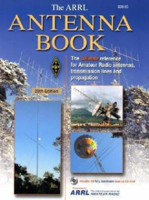 Cover image for The ARRL antenna book