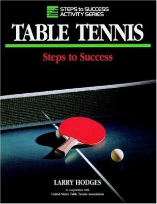 Cover image for Table tennis : steps to success