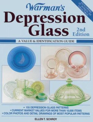 Cover image for Warman's depression glass : a value & identification guide