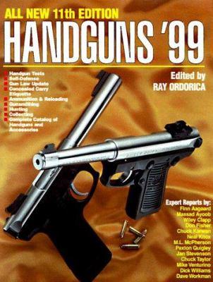 Cover image for Handguns '99