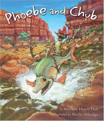 Cover image for Phoebe and Chub