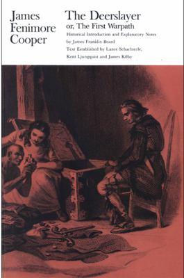 Cover image for The deerslayer, or, The first war-path