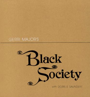 Cover image for Black society