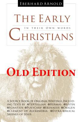 Cover image for The early Christians in their own words