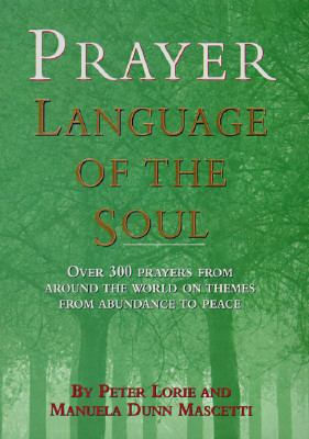 Cover image for Prayer : language of the soul