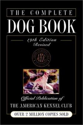 Cover image for The complete dog book.