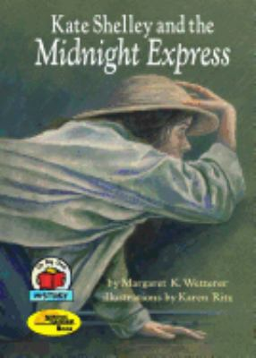 Cover image for Kate Shelley and the midnight express