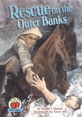 Cover image for Rescue on the Outer Banks