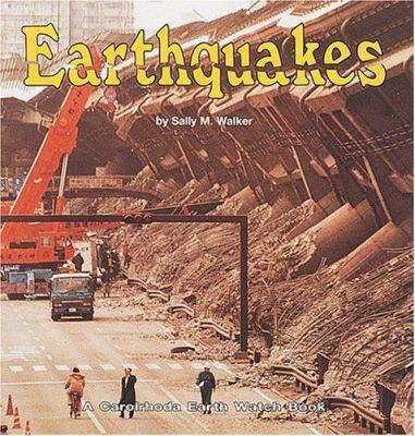 Cover image for Earthquakes