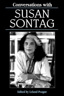 Cover image for Conversations with Susan Sontag