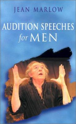 Cover image for Audition speeches for men