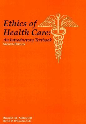 Cover image for Ethics of health care : an introductory textbook