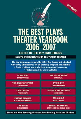 Cover image for The best plays theater yearbook. 2006/2007