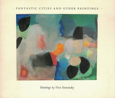 Cover image for Fantastic cities ; and other paintings
