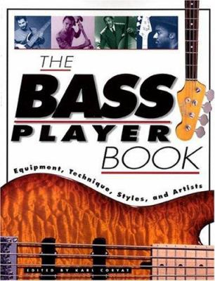 Cover image for The bass player book