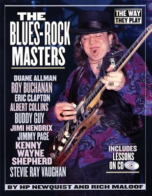 Cover image for The blues-rock masters