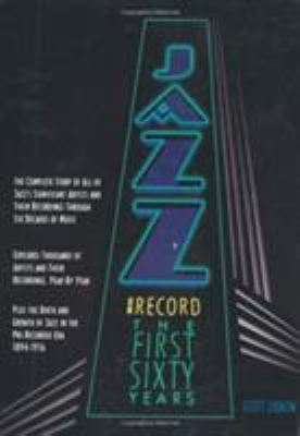 Cover image for Jazz on record : the first sixty years