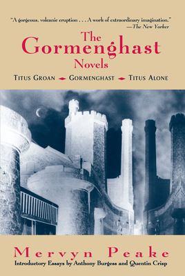 Cover image for The Gormenghast novels