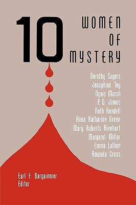 Cover image for 10 women of mystery