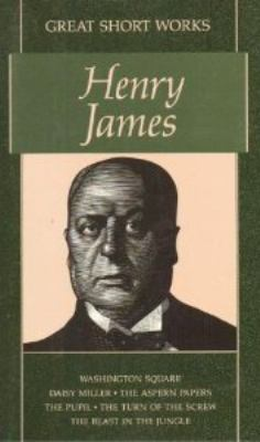 Cover image for Great short works of Henry James