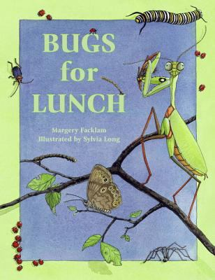 Cover image for Bugs for lunch